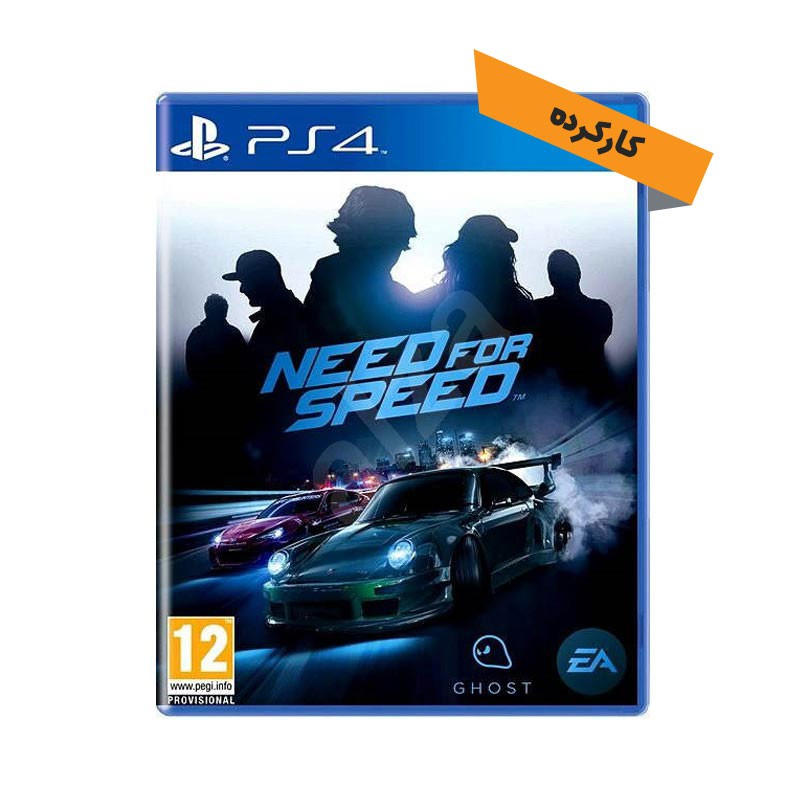 بازی Need For Speed مخصوص PS4